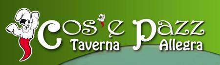 COS E PAZZ Taverna Allegra Licola Sabato 18 Ottobre 2014
