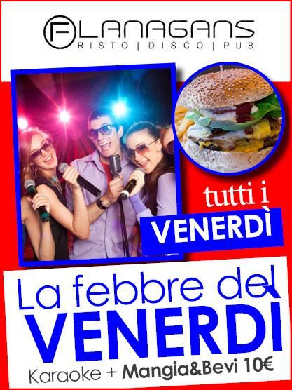 FLANAGANS Taverna Discopub Aversa Venerdi 29 Luglio 2016 Karaoke show