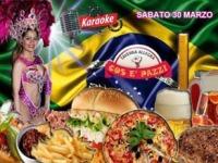 Sabato COS E PAZZ Taverna Allegra Licola